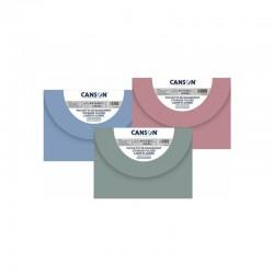 Pochettes de rangement en plastique Canson