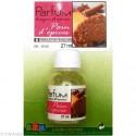 Parfum pour bougie 27ml - Pain d'épices