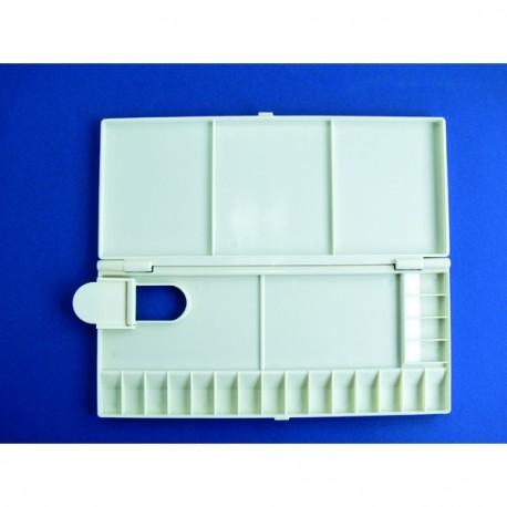 Palette plastique pliante - 23x11cm