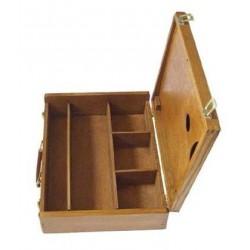 Boîte de rangement en bois Hervé Box - 42x32x9.5cm