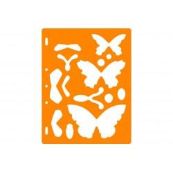 Gabarit de découpe ShapeCutter - Papillons