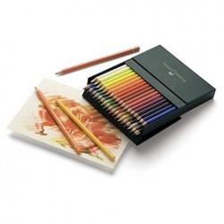 Coffret Studio Box 36 crayons de couleur Polychromos