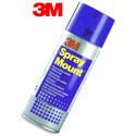 Colle Spray Mount repositionnable, aérosol 400ml