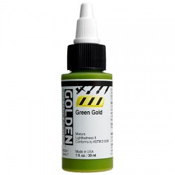 Encre acrylique Golden High Flow, flacon 30ml