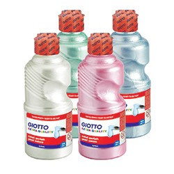 Gouache nacrée Giotto extra-quality, flacon 250ml