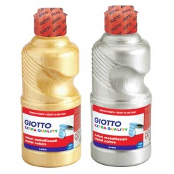 Gouache métal Giotto extra-quality, flacon 250ml
