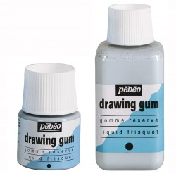 Drawing gum, gomme à dessiner