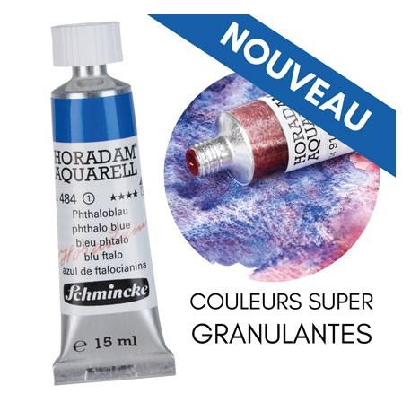 Peinture aquarelle Horadam, tube 15ml