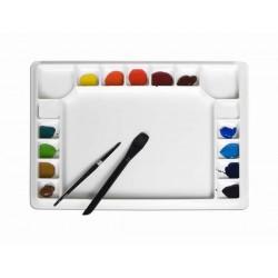 Palette pour aquarelle Tom Jones