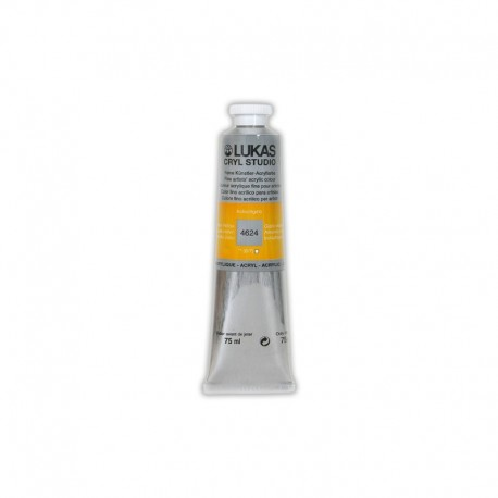 Peinture acrylique superfine Lukas Cryl Studio, tube 75ml