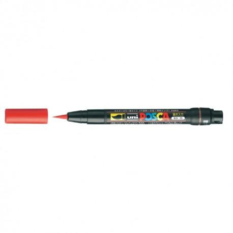 Marqueur Posca PCF350 à pointe pinceau 10mm