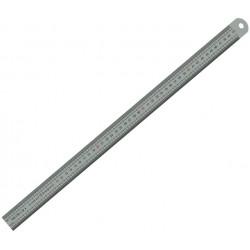 Règlets en acier semi-rigide, largeur 30mm