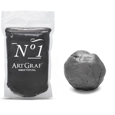 Pâte de graphite maléable ArtGraf n°1 - 150g