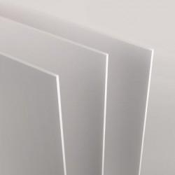 Carton mousse 5mm, plaque 50x70cm