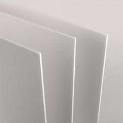 Carton mousse 3mm, plaque 70x100cm