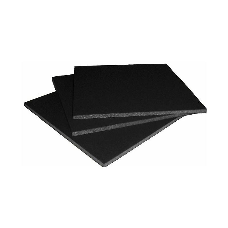 carton mousse noir 5mm plaque 50x70cm de cr at 39 airplac. Black Bedroom Furniture Sets. Home Design Ideas