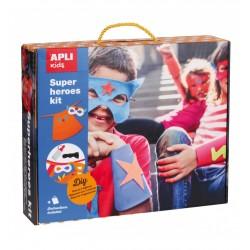 Mallette créative Costume de Super Héros