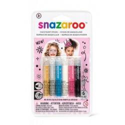 Sticks de maquillage pour visage Filles x6 pcs