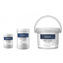 Gesso blanc Lefranc Bourgeois