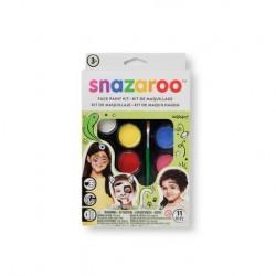 Palette de maquillage Snazaroo - Aventures