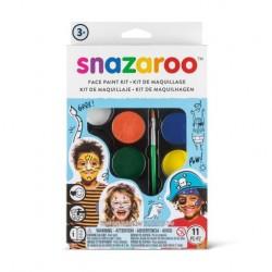 Palette de maquillage Snazaroo - Garçons