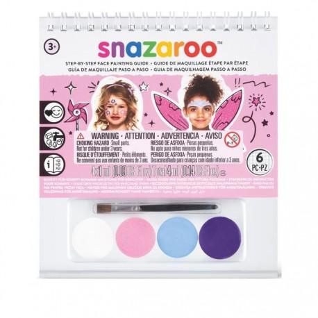 Mini-kit de maquillage Filles avec livret