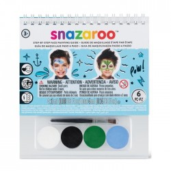 Mini-kit de maquillage Garçon avec livret