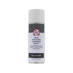 Vernis peinture à l'huile mat 003