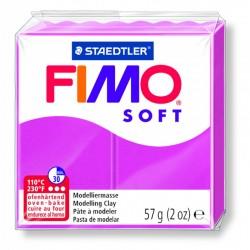 Pâte polymère Fimo Soft, pain 57g