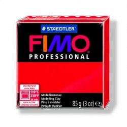 Pâte polymère Fimo Professional, pain 85g