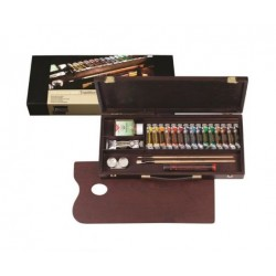 Coffret Traditional huile Rembrandt