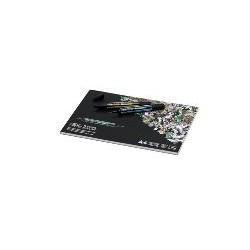 Bloc papier Bleedproof 75g/m² x50 fls