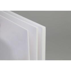 Carton mousse blanc 3mm - 100x140cm