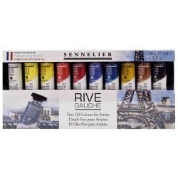 Set huile fine Rive Gauche Sennelier