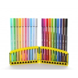 Boîtes ColorParade de 20 feutres Pen 68