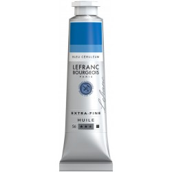 Peinture à l'huile extra-fine Lefranc, tube 40ml