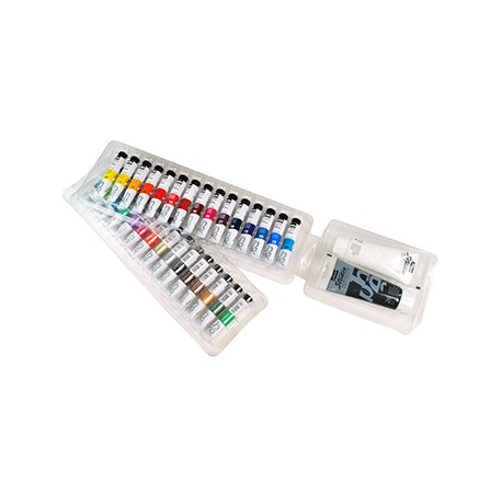 Set acrylique Studio 30x 20ml + 2x 100ml