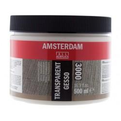 Gesso transparent Amsterdam 3000