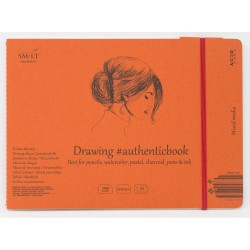 Carnet mixed media SM.LT - 200g/m²