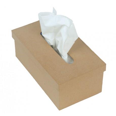 Boîte à mouchoirs - 13x24x9.5cm