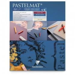 Blocs papier Pastelmat 360g/m², assortiment n°4