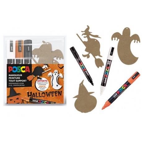Kit Posca - Halloween