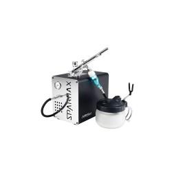 Kit aérographie pro Sparmax ARISM + aérographe SPC350,35mm